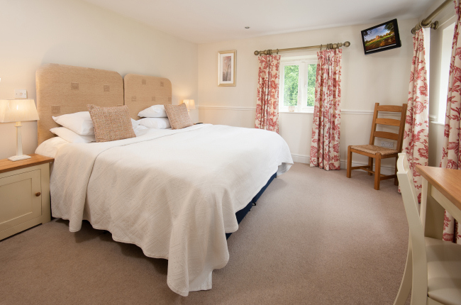 Double Bedroom in Coach House