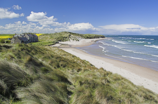 Northumberland Beach